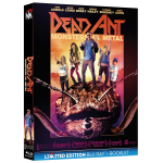 Dead Ant - Monsters Vs. Metal (Blu-Ray+Booklet)  [Blu-Ray Nuovo]