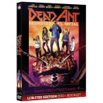 Dead Ant - Monsters Vs. Metal (Dvd+Booklet)  [Dvd Nuovo]