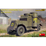 AUSTIN ARMORED CAR 3rd SERIES INTERIOR KIT 1:35 Miniart Kit Mezzi Militari Die Cast Modellino