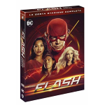 Flash (The) - Stagione 06 (4 Dvd)  [Dvd Nuovo]