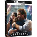 Greenland (4K Ultra Hd+Blu-Ray)  [Blu-Ray Nuovo]