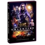 Valentine The Dark Avenger  [Dvd Nuovo]  [PRENOTALO DISPONIBILE DAL 10/03]
