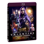 Valentine The Dark Avenger  [Blu-Ray Nuovo] [PRENOTALO DISPONIBILE DAL 10/03]