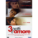 3 Notti D'Amore  [Dvd Nuovo]