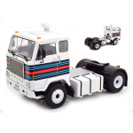 VOLVO F88 TRACTOR TRUCK MARTINI RACING TEAM 1975 1:18 KK Scale Camion Die Cast Modellino