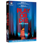 Play Or Die (Blu-Ray+Booklet)  [Blu-Ray Nuovo] [PRENOTALO DISPONIBILE DAL 20/05]