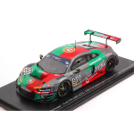 AUDI R8 LMS N.99 FIA GT VALLELUNGA 2019 M.RAMOS-H.CHAVES 1:43 Spark Model Auto Competizione Die Cast Modellino