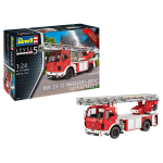 FIRE ENGINE MERCEDES 1419 F/1422 F KIT 1:24 Revell Kit Camion Die Cast Modellino
