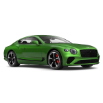 BENTLEY CONTINENTAL GT 2018 APPLE GREEN 1:18 Norev Auto Stradali Die Cast Modellino