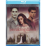 Breaking Dawn - Parte 1 - The Twilight Saga (SE)  [Blu-Ray Nuovo]