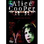 Alice Cooper - Trashes The World  [Dvd Nuovo]