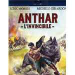 Anthar L'Invincibile  [Blu-Ray Nuovo]