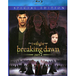 Breaking Dawn - Parte 2 - The Twilight Saga  [Blu-Ray Nuovo]