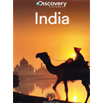India - Discovery Atlas  [Dvd Nuovo]