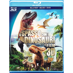 A Spasso Con I Dinosauri - Walking With Dinosaurs (3D) (Blu-Ray 3D+Dvd)  [Blu-Ra